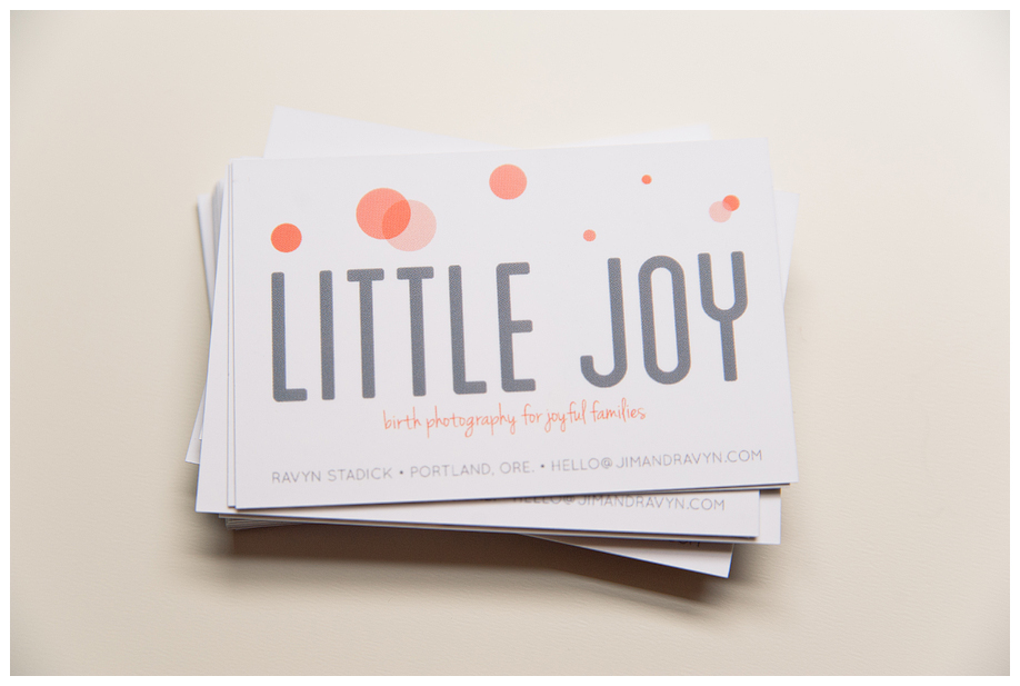 photography business cards | Three Fifteen Design