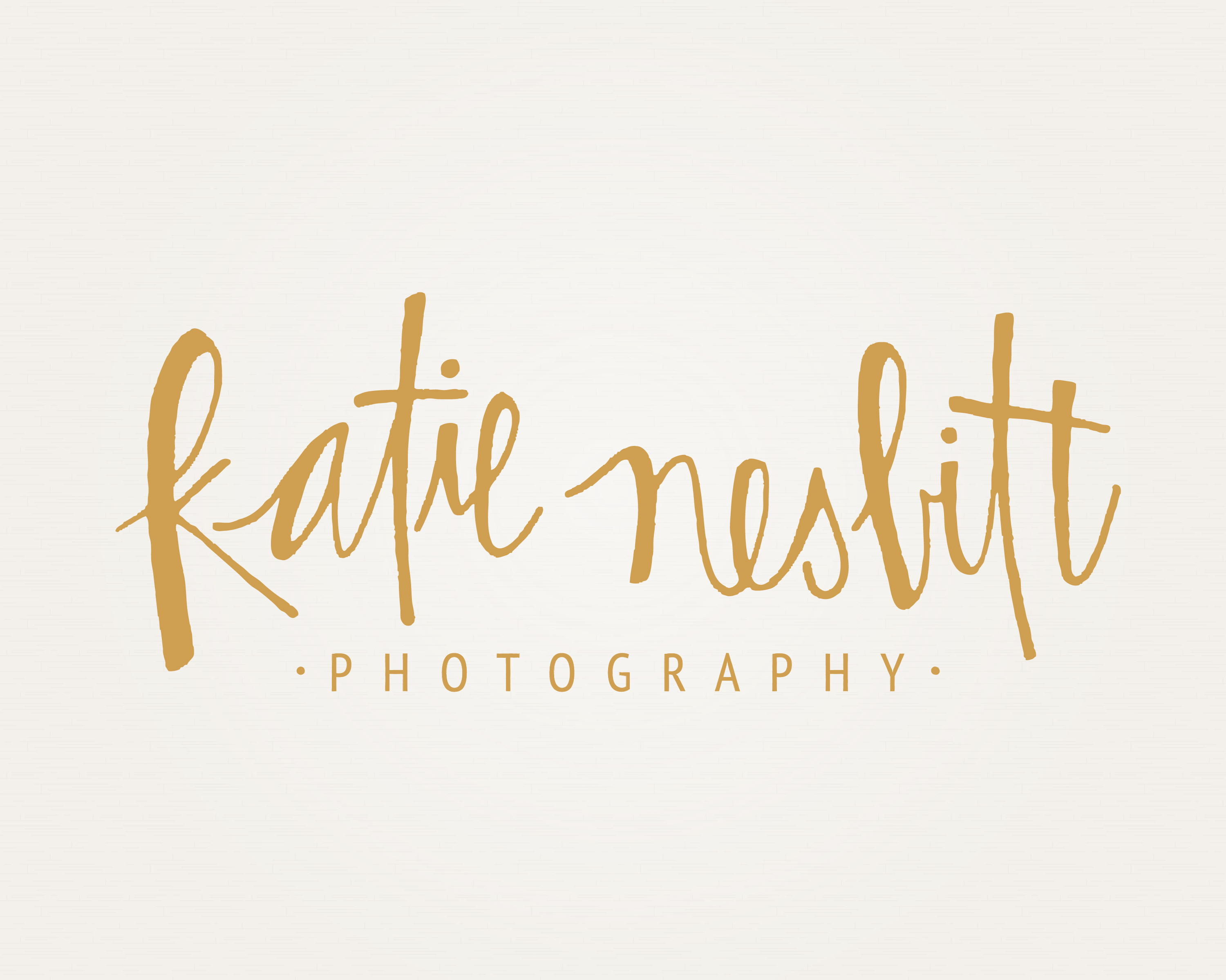 Photography Logo Three Fifteen Design