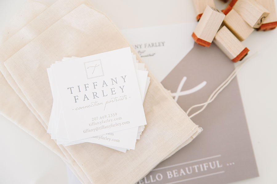 Stationery : Tiffany Farley » Three Fifteen Design